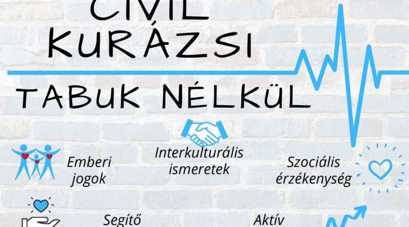 Civil Kurázsi – Tabuk nélkül