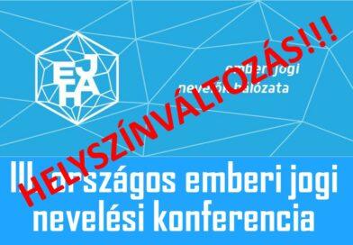 Itt a konferencia részletes programja!